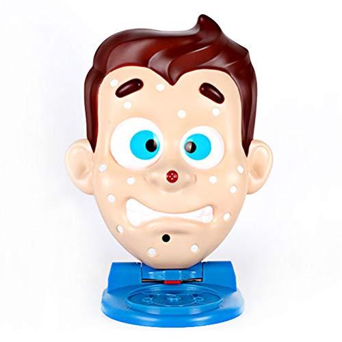 Squishy Espinilla Popper Toy Espinilla Acné Prensa Hablada Juguete Divertido Asco antiestrés Juguete Speelgoed Diversión