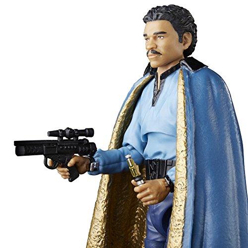 Star Wars: Episodio V The Black Series Lando Calrissian, 6 Pulgadas