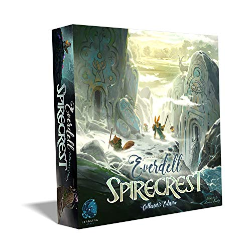 Starling Games everdell spirecrest edición de los colectores