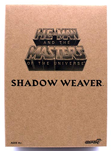 SUPER7 Masters of The Universe Classics Action Figure Club Grayskull Wave 4 Shadow Weav