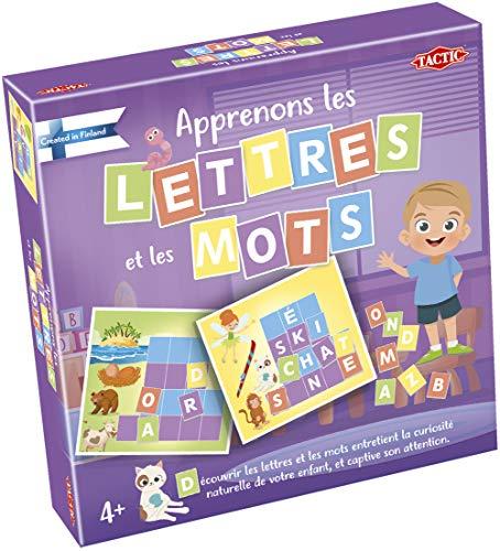 Tactic- Aprenons Les Lettres & Les palabts, 58327