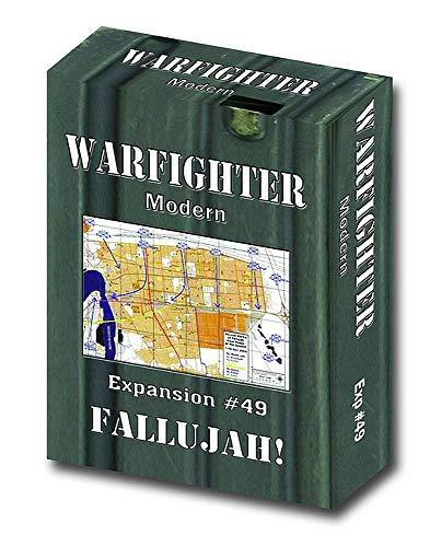 Tactical Wargame Warfighter Expansion 49 - Fallujah Expansion