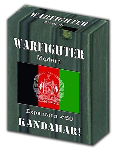 Tactical Wargame Warfighter Expansion 50 - Kandahar Expansion