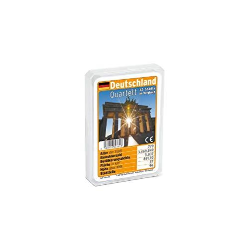 Teepe Verlag- Deutschland Quartett Cuarto de Alemania. (22182490)