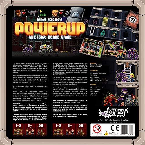 Tempus Fugit Games POWERUP Core Box (Kickstarter)