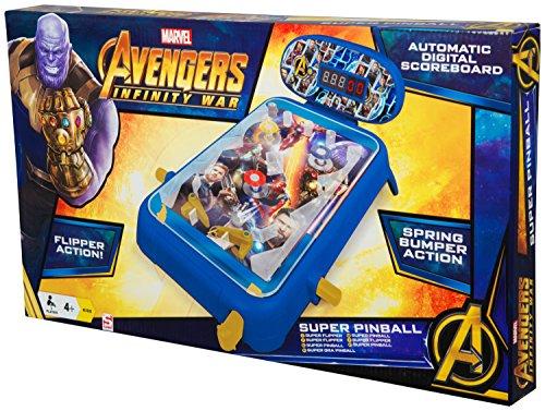 The Avengers AVE-743 Assemble - Pelota de Pino Mediana, Multicolor