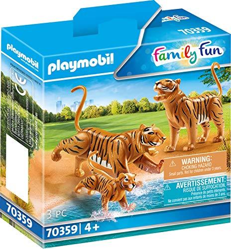 Tigres con Bebé