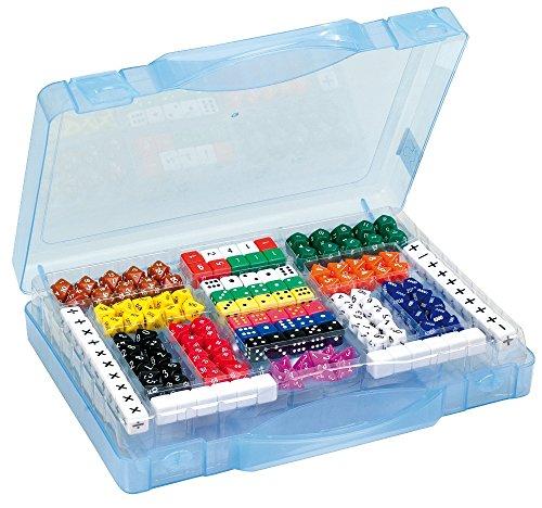 TimeTex - Caja de Dados con 162 Cubos