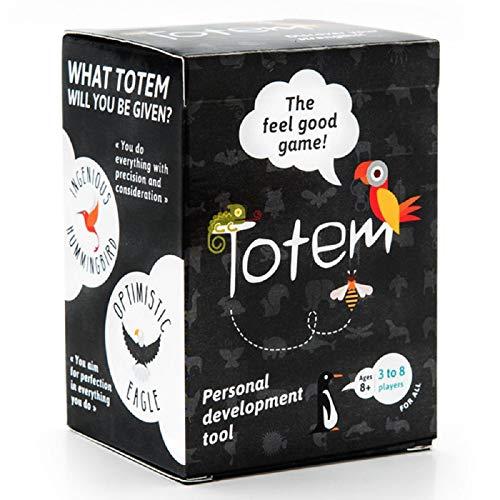 Totem the feel good game, Self-Esteem Game for Team Building, Escuela, Family Bonding, Asesoramiento y Terapia