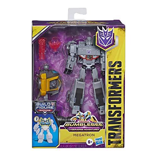 Transformers Cyberverse Deluxe Megatron (Hasbro E70975X0)