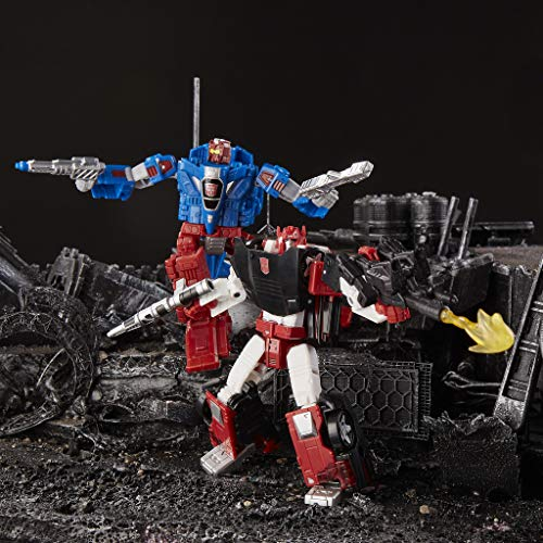 Transformers- Firestormer Pack, Multicolor (Hasbro E5563EP4)