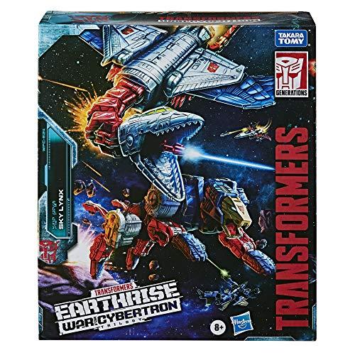 Transformers - Generation Wfc Commander ( E76715L0)