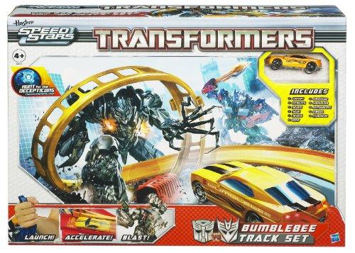 Transformers Speed Stars Bumblebee - Juego de Pistas