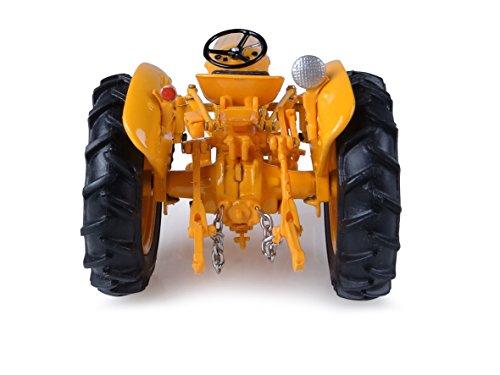 Universal Hobbies UH4990 Massey Harris Ferguson 202 Work Bull - Tractor (Escala 1:32), Color Amarillo