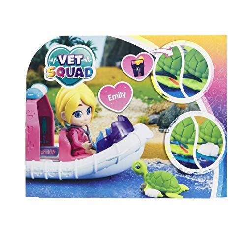 Vet Squad-La Lancha de Rescate de Emily-Equipo (Goliath 334214.006)