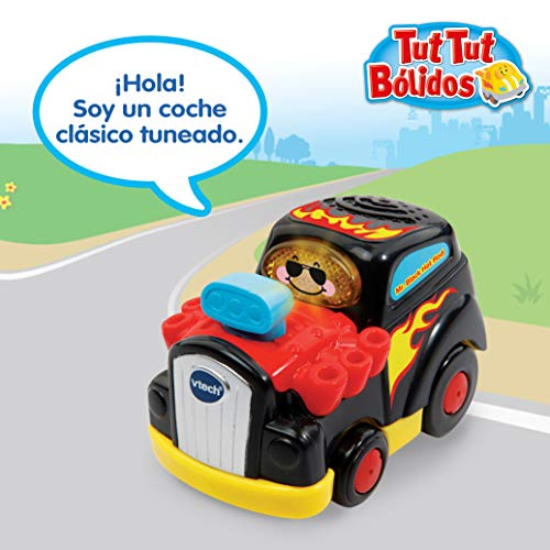 VTech- Taller de Reparaciones de Los Tuttut Bólidos, Multicolor, única (3480-164822) , color/modelo surtido