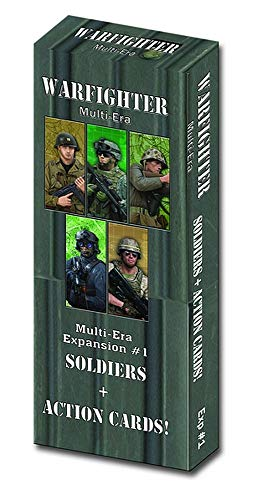 Warfighter Multi-Era Expansion #1 - Soldiers + Action Cards