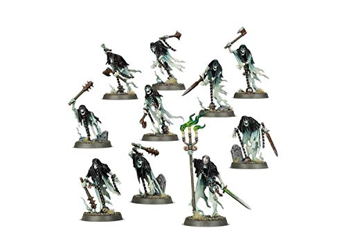 Warhammer Age of Sigmar Easy to Build: Chainrasp Hordes