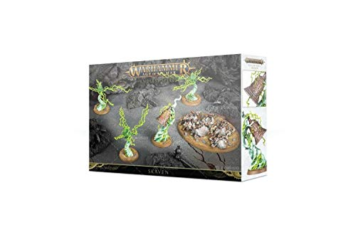 Warhammer Age of Sigmar Endless Spells: Skaven