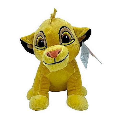 "WH Disney, El Rey León Peluche Mufasa, Simba, Nala, Timón, Pumba 25-30 CM (10-12"") Modelo a Elegir"