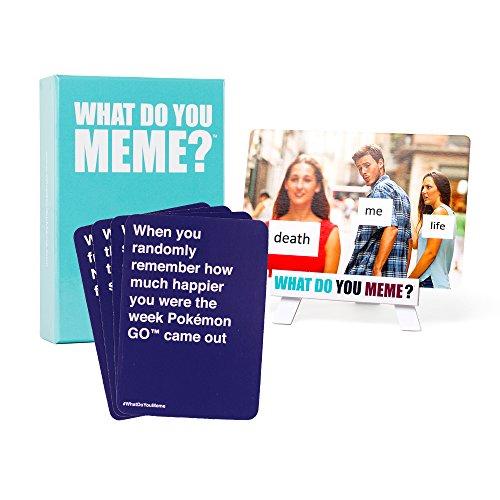 What Do You Meme? Fresca Paquete de expansión Memes