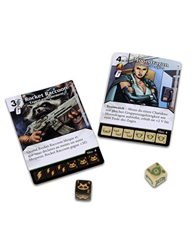 wizkids 272142Cartas Marvel Dice Masters Age of Ultron Gravity Feed, Multicolor