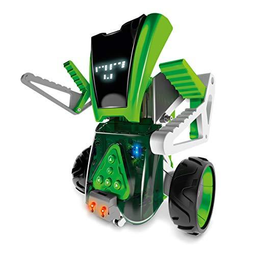 Xtrem Bots – Mazzy – Robot construcción, robótica para niños, Robots Inteligentes, Robot para niño, Juguete Educativo, Juguete Stem