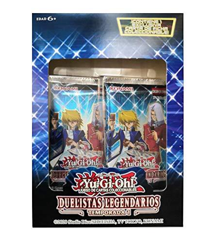 Yu Gi Oh Duelistas Legendarios, Temporada 1 (Castellano)