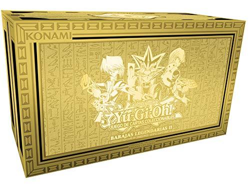 Yu-Gi-Oh- Legendary Decks II (Devir YG20LD2SPU)