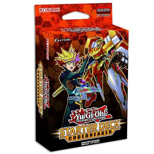 Yu-Gi-Oh YGOCSD - Cubierta de arranque , color/modelo surtido