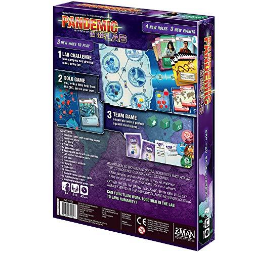 Z-Man Games - Juego de Tablero, 6 Jugadores (ZMG71102) (versión en inglés)