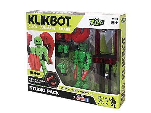 Zing KLIKBOT Studio Slink 1000W