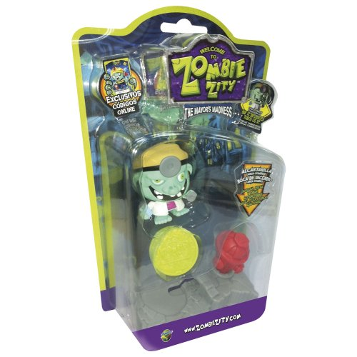 Zombie Zity Simba 4382859 - Trap pack (surtidos: modelos aleatorios)