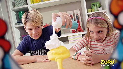 Zuru 6401 – Juego de Cake Splat, Familia y Fiestas para Grandes y pequeños, Jugar Solo o con Amigos, el Juego con Efecto Sorpresa, Crema no incluida