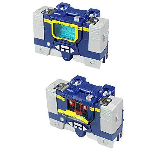 Admiring Juguetes de Transformers, Mini Sonic Transforma HS-03 Soldado G1 Figura de acción de deformación de Guerra de Bolsillo