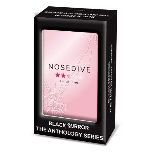 Asmodee - Black Mirror: Juego de Mesa de edición en Italiano (8885 Italia), Color