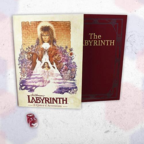 Asmodee Need Games – Labyrinth, el Juego de Aventura – Juego de rol, edición en Italiano (5090)