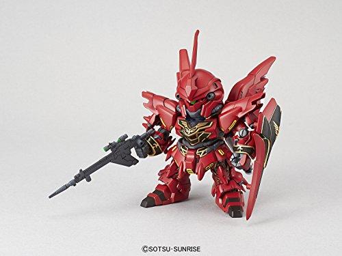 """Bandai Hobby SD ex-standard 013Sinanju Kit de construcción """"Gundam Unicorn , color, modelo surtido"""