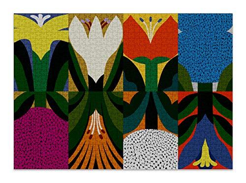 Bloom - Rompecabezas para Adultos Hermoso y dedicado a la Naturaleza (1000 Piezas)