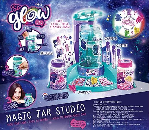 Canal Toys Amazon ES1 SGD 004 Magic Jar, Multicolor , color/modelo surtido