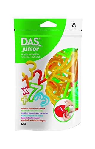 Das Junior- Pasta de modelar, Multicolor (FILA 687600) , color/modelo surtido