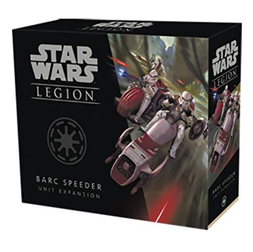 Fantasy Flight Games FFGSWL48 Star Wars Legion: BARC Speeder Unit Expansión, Colores Variados