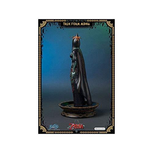 First4Figures TPTFMREG Legend of Zelda: Crepúsculo Princess (Forma Midna) - Figura Coleccionable