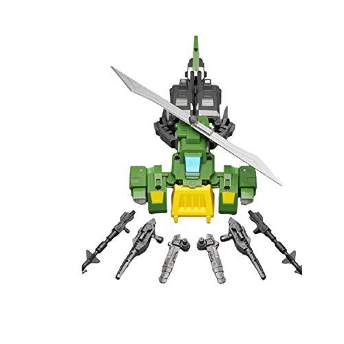 ghjkl Juguêtês Dê Trànsfōrmêrs, Transformación MS-01 Traje Impulsor Serie Vanguardia Soldados Figura de acción Regalo de Juguete