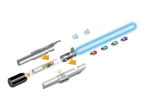 Giochi Preziosi Star Wars Mini Bright Sword Jedi or Sith juguete interactivos - Juguetes interactivos (Negro, Plata, Star Wars, Niño, Botones, Ampolla) , color/modelo surtido