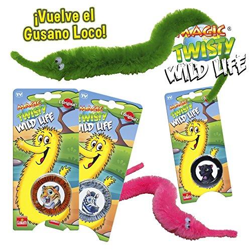 Goliath - Magic Twisty Wild Life, Magia para Niños (32116) , color/modelo surtido