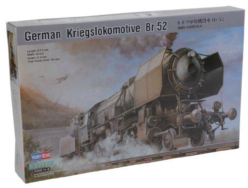 Hobby Boss 82901 - Maqueta de Locomotora de Guerra Alemana BR-52