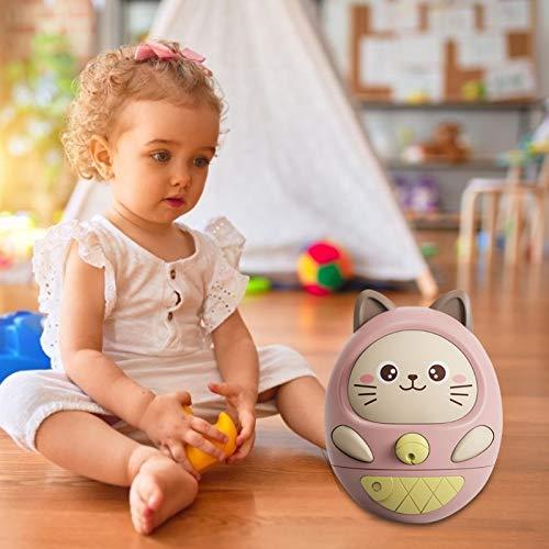 Huaxingda Tumbler Toy Baby Toy Juguete Wobbler Educativo Temprano Sin Batería Tumbler Doll Adornos De Escritorio para Niños