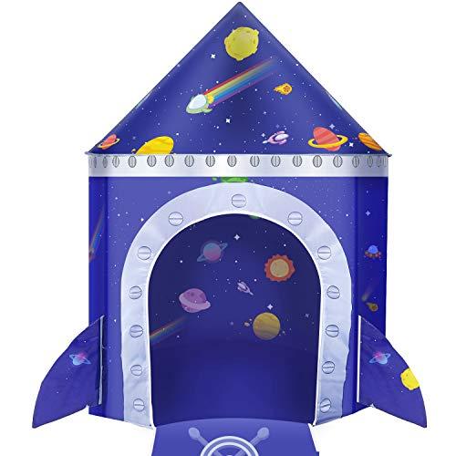 joylink Tienda para Niños Tienda de Campaña Infantil Carpa Infantil Plegable Casa de Juegos para Interiores y Exteriores Castillo Tienda para Niños
