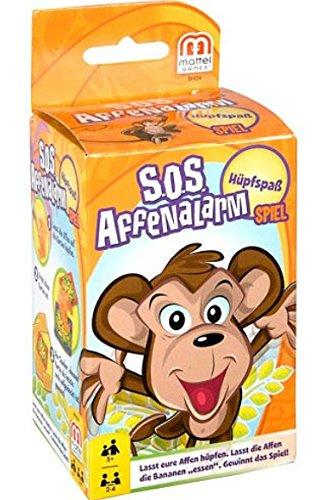 Juegos Mattel - Monos Locos: S.O.S. Affenalarm (BMM39)